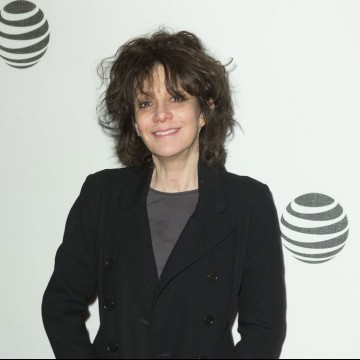 "Director Amy Heckerling attends the premiere of the movie ""Elvis & Nixon"" during the Tribeca Film Festival—ESME.com"