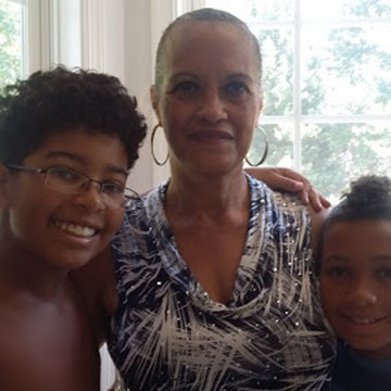 Theresa Ford and her two sons—ESME.com