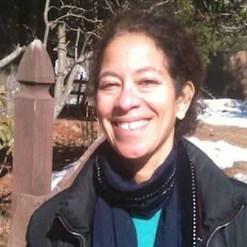 Photo of Dara Lurie, a writing coach who can help single moms nourish a creative lifestyle—ESME.com