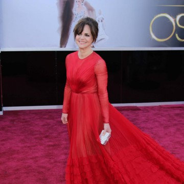 Sally Field at the 85th Annual Academy Awards Arrivals, Dolby Theater, Hollywood, California—ESME.com