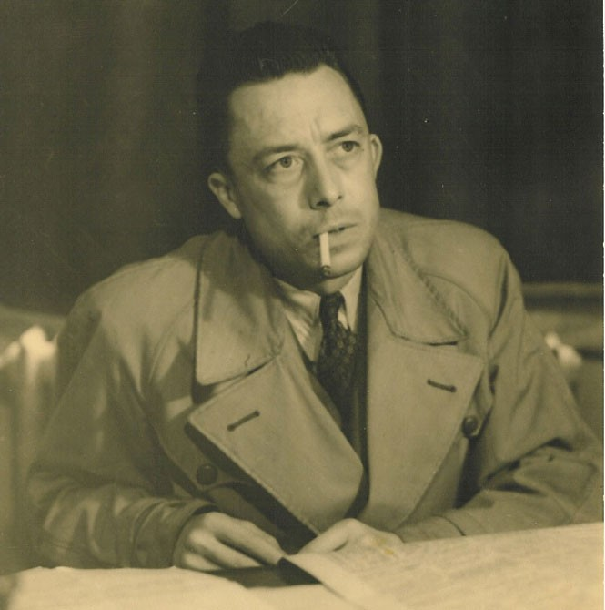 Albert Camus: An Invincible Summer