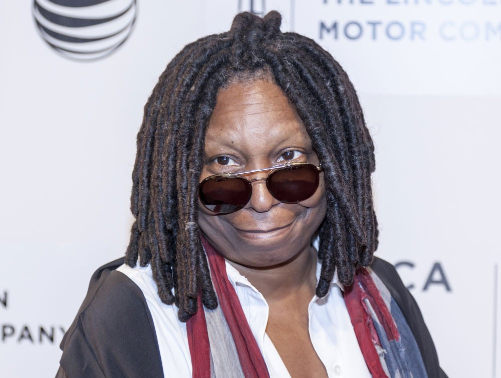 Whoopi Goldberg: Both Loving and Stern