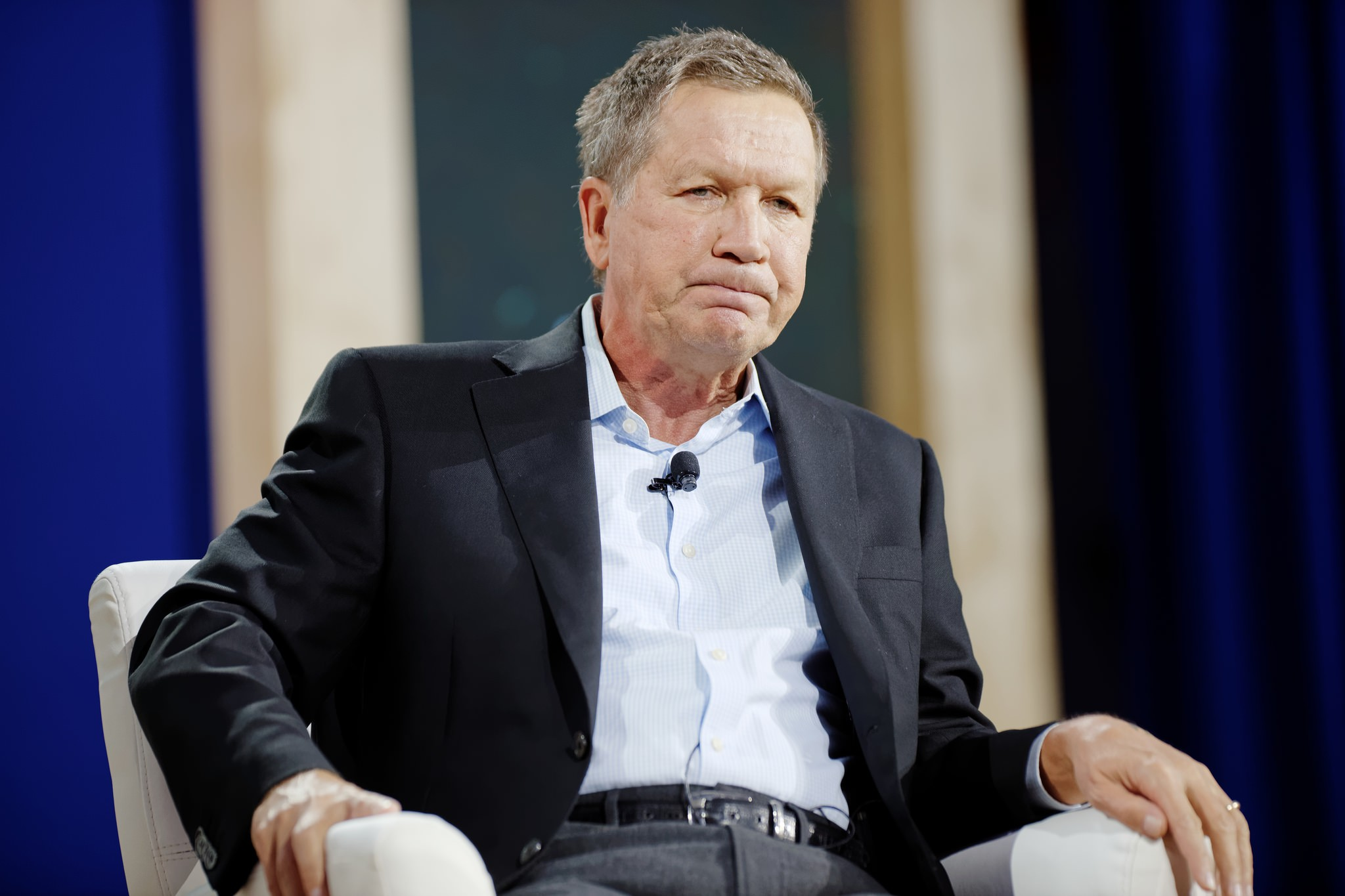 Oh, Governor Kasich, Will You Never Learn?