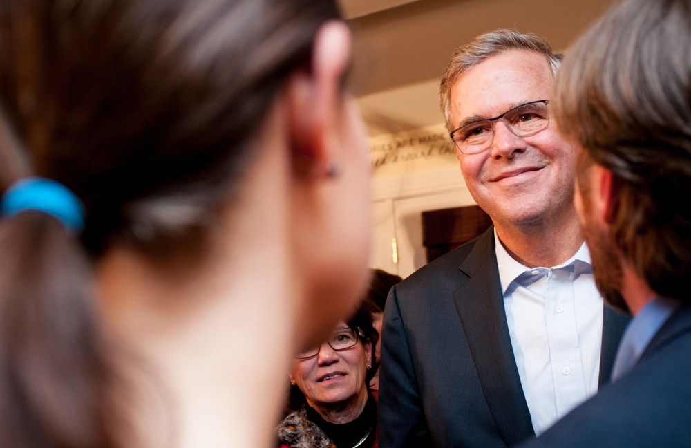 "Jeb Bush's Scarlet Letter? An ""F"" in English Lit"
