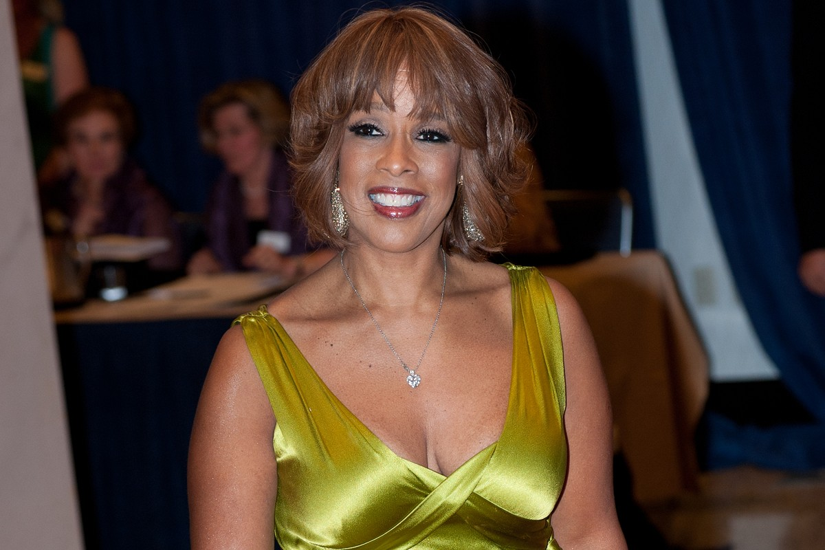 Gayle King: Grace Under Pressure