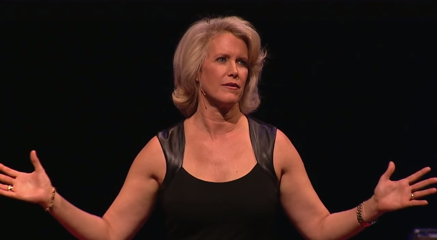 TED Talk: Why domestic violence victims don't leave