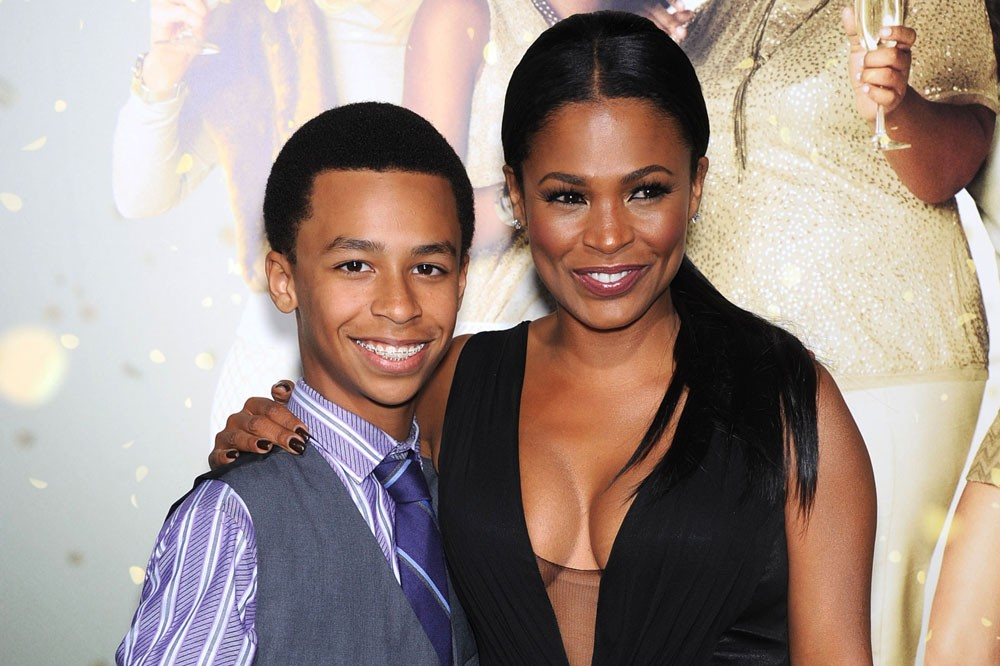 Nia Long: Inspired by Her Mother's Strength and Creativity