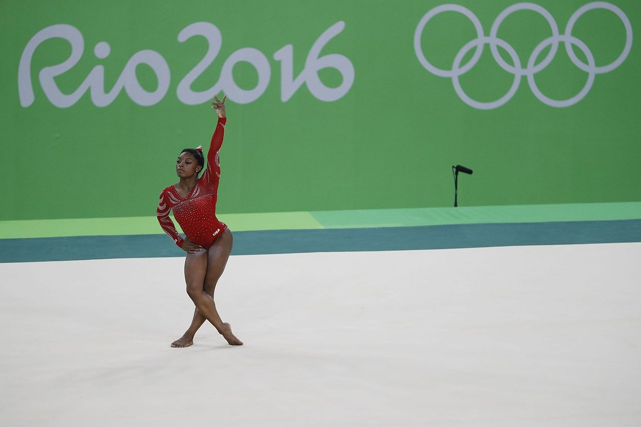 Gold Medalist Simone Biles Is Much More Than Her Birth History