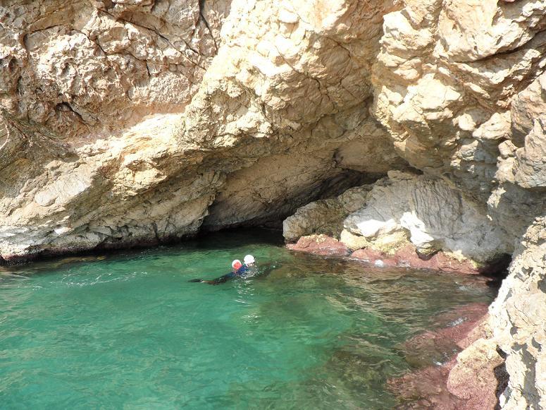 foto Coves de la Punta de Cala Forn