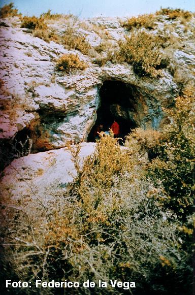 foto Cova de Fesolerets