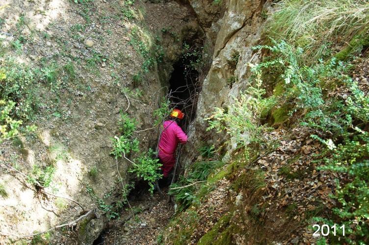 foto Avenc de la Roca del Corb