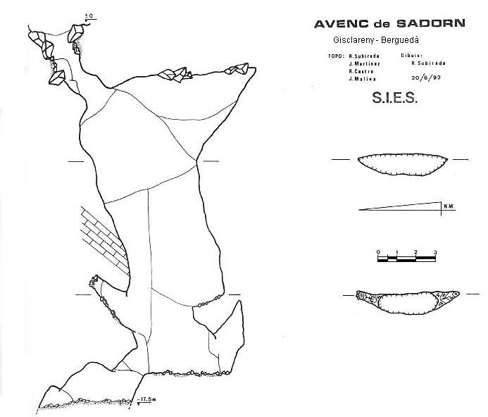 topo Avenc de Sadorn