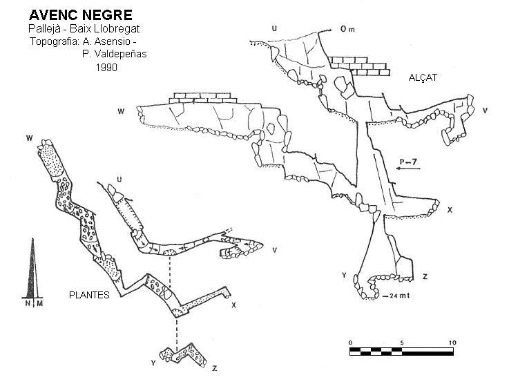 topo Avenc Negre