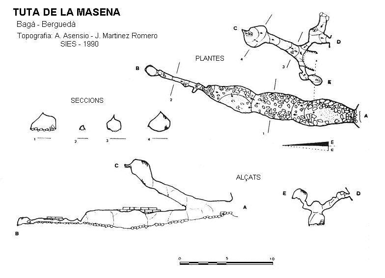 topo Tuta de la Masena