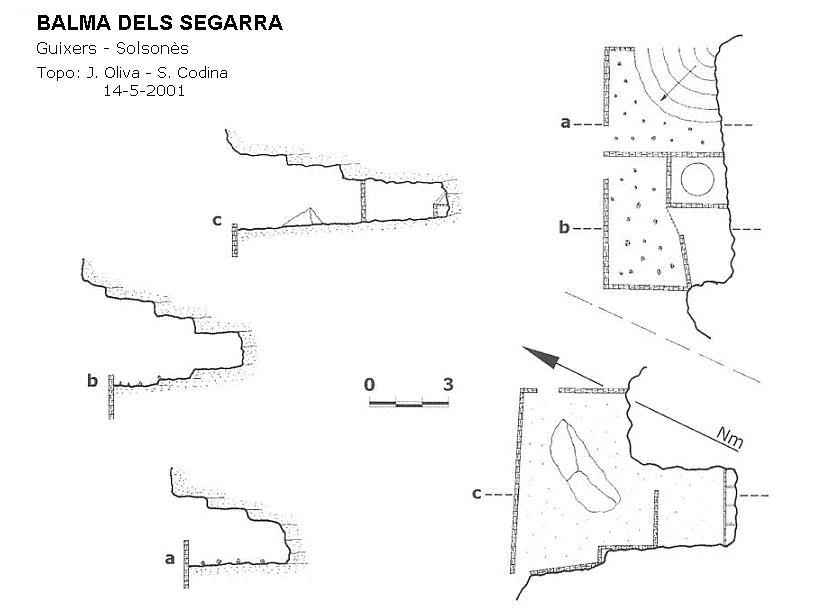 topo Balmes dels Segarra