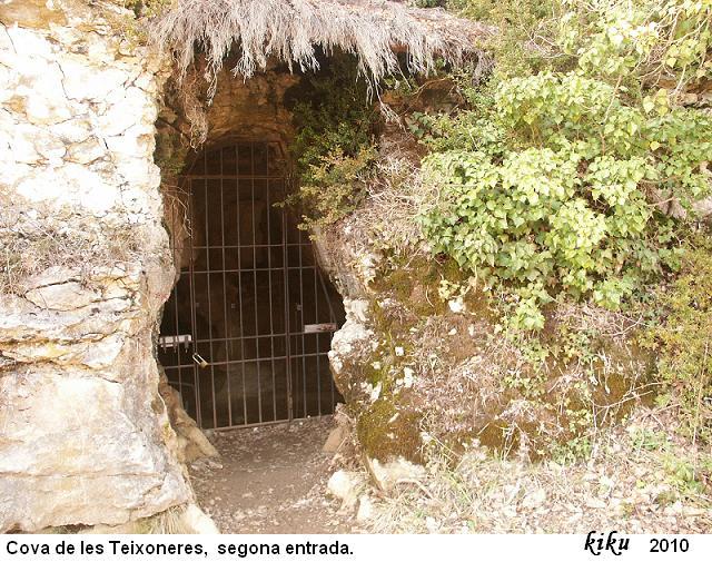 foto Cova de les Teixoneres