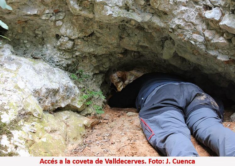 foto Cova a de Valldecerves