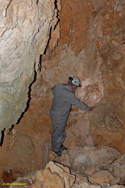 foto Avenc del Puig Sabataire