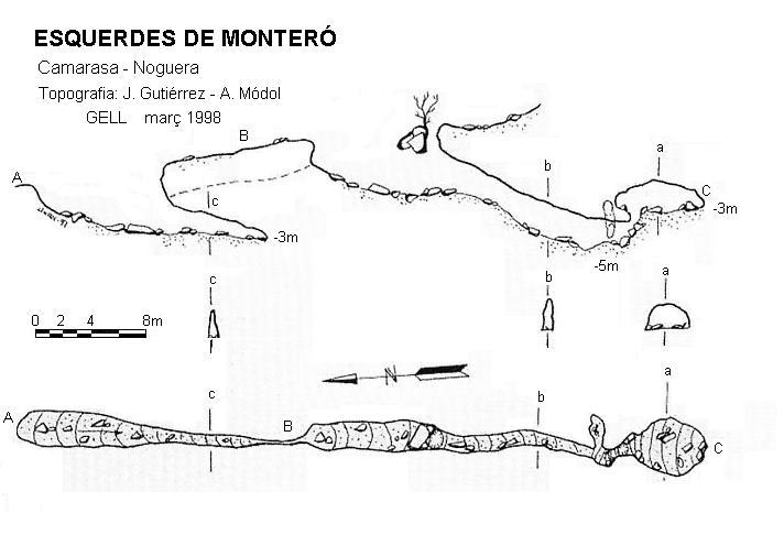 topo Esquerdes de Monteró
