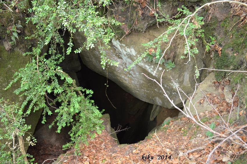 foto Avenc de Can Roca Roja Nº1