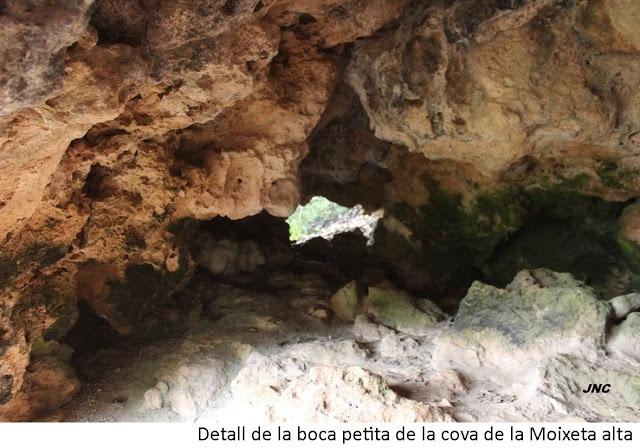 foto Cova de la Moixeta Alta