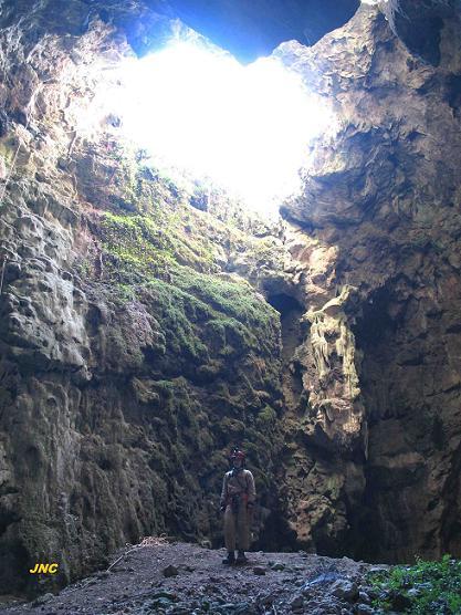 foto Avenc dels Geòlegs