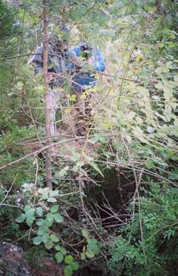 foto Forat 1 del Furgó