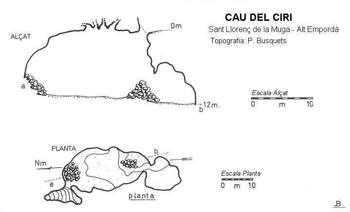 topo Cau del Ciri