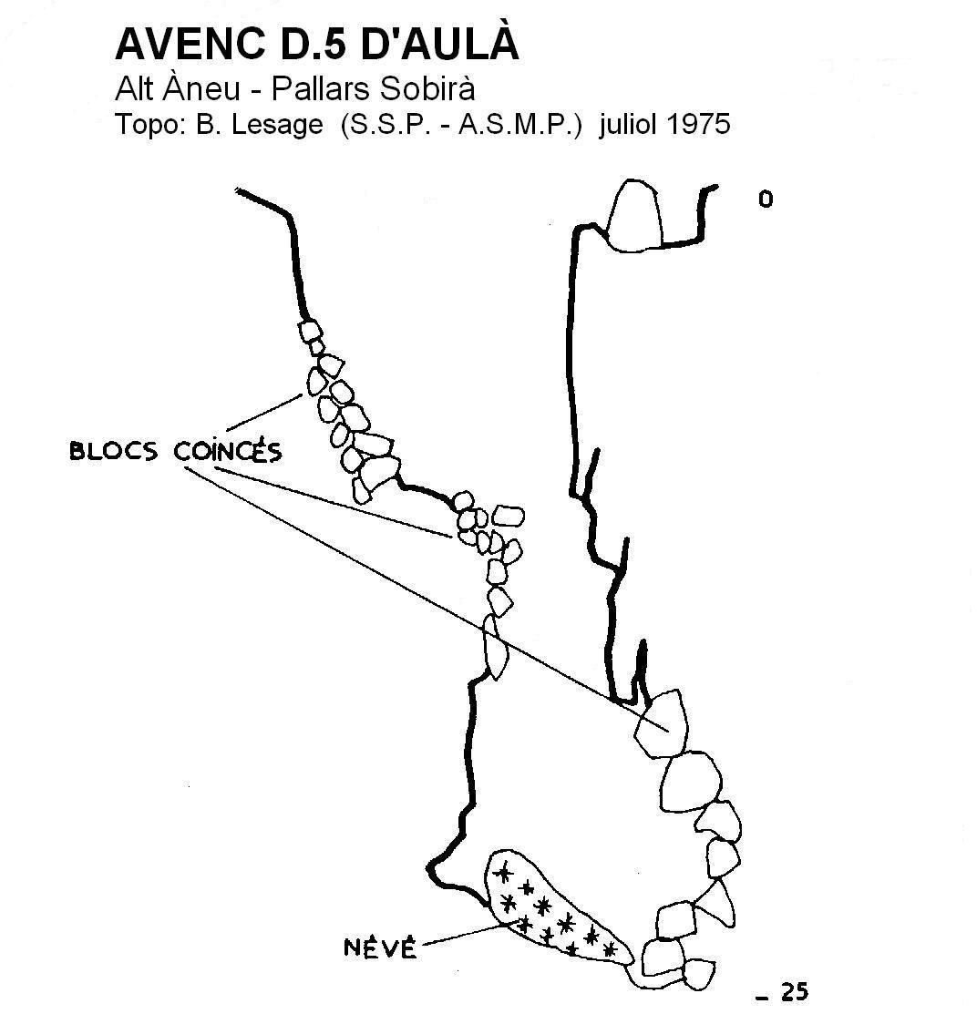 topo Avenc D.5 d'Aulà