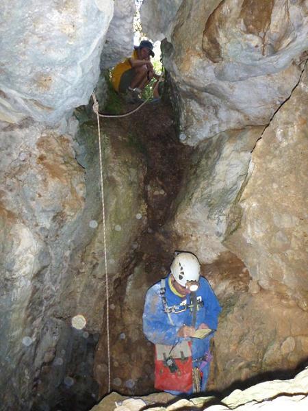 foto Cova I Avenc del Calvari