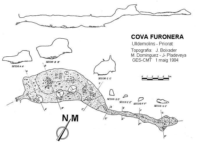 topo Cova Furonera