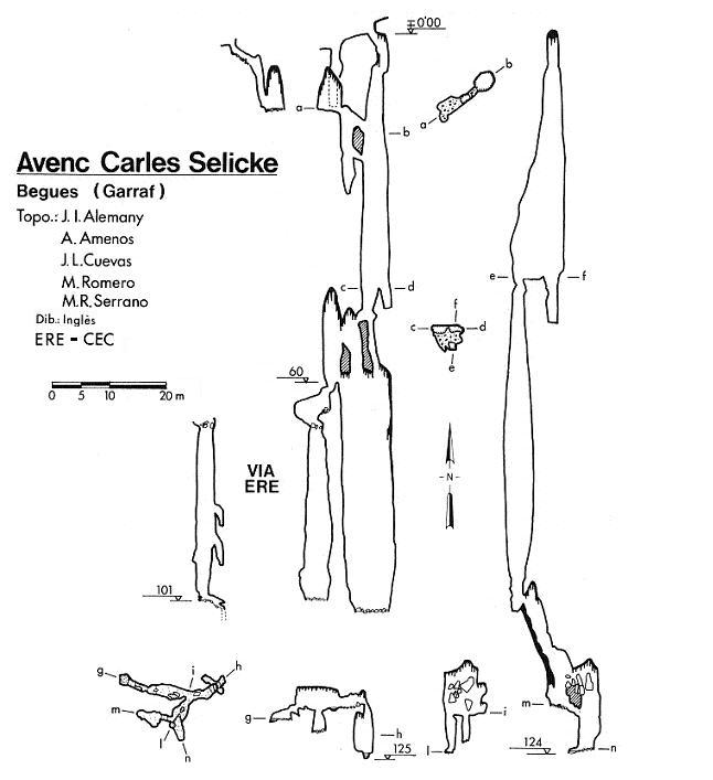 topo Avenc Carles Selicke