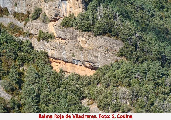 foto Balma Roja de Vilacireres