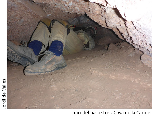foto Cova de la Carme