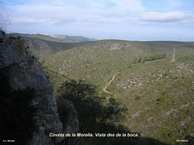foto Coveta de la Morella