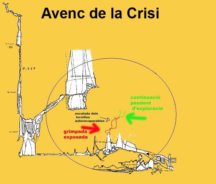topo Avenc de la Crisi