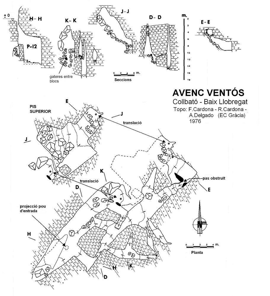 topo Avenc Ventós