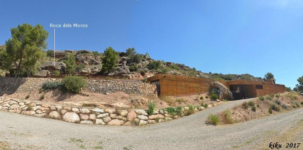 foto la Roca dels Moros