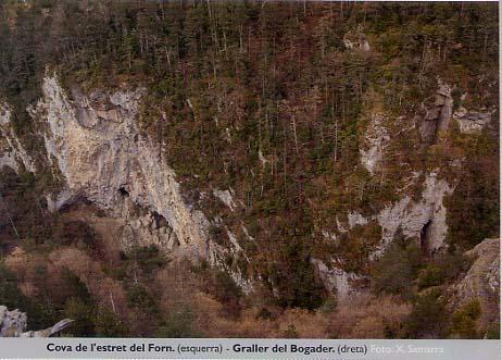 foto Cova de l'Estret del Forn