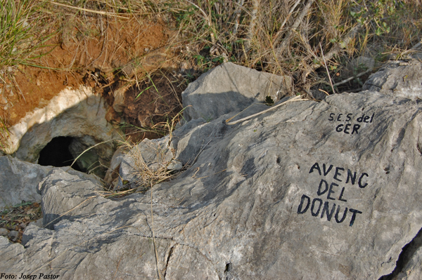 foto Avenc del Donut