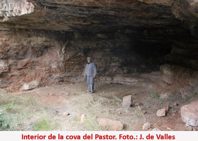 foto Cova del Pastor