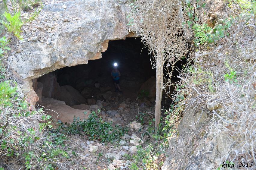 foto Cova Xirico