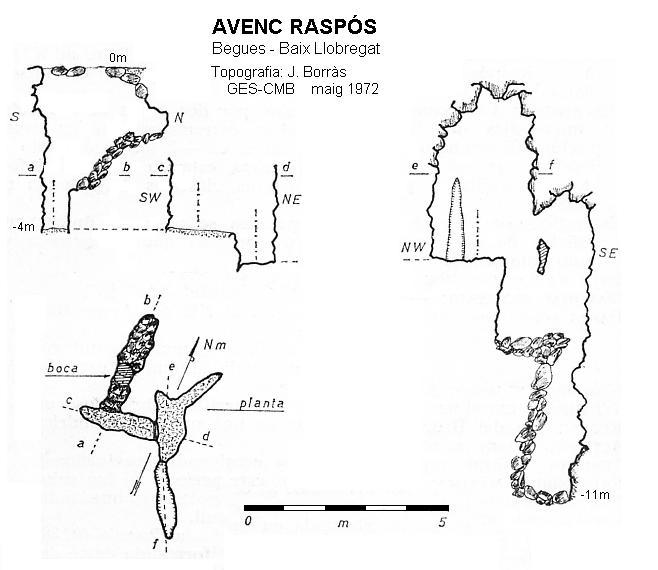 topo Avenc Raspós