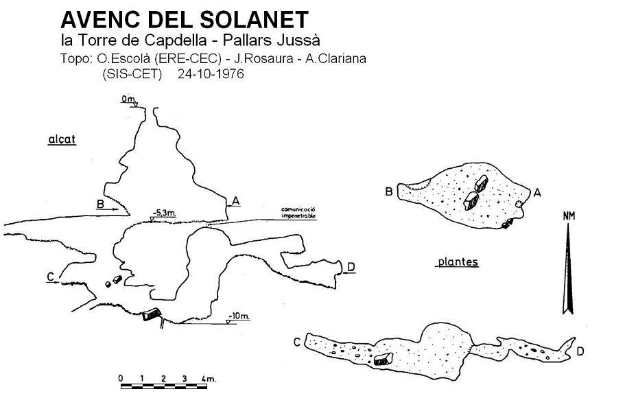 topo Avenc del Solanet