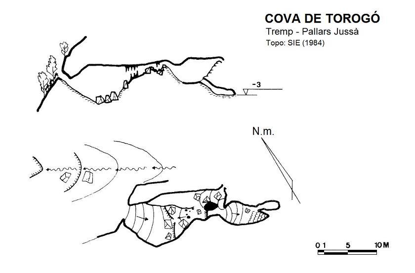topo Cova de Torogó