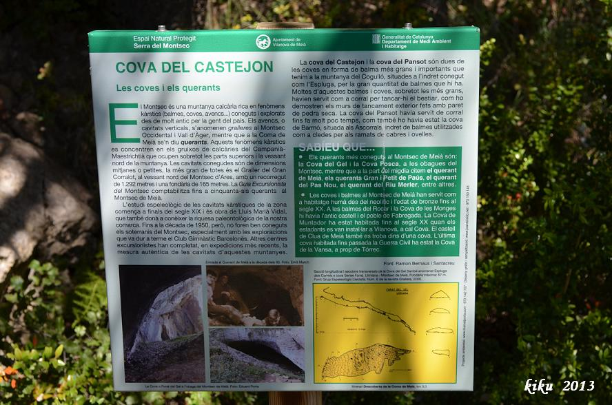 foto Cova del Castejon