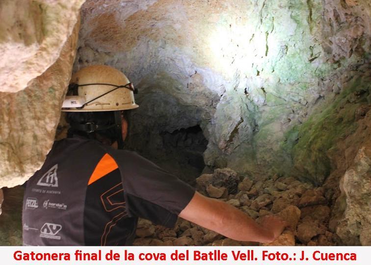foto Cova del Batlle Vell