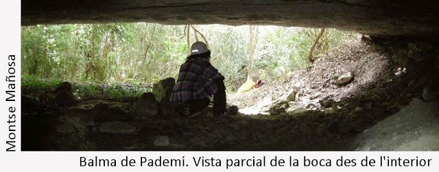 foto Balma del Pademí