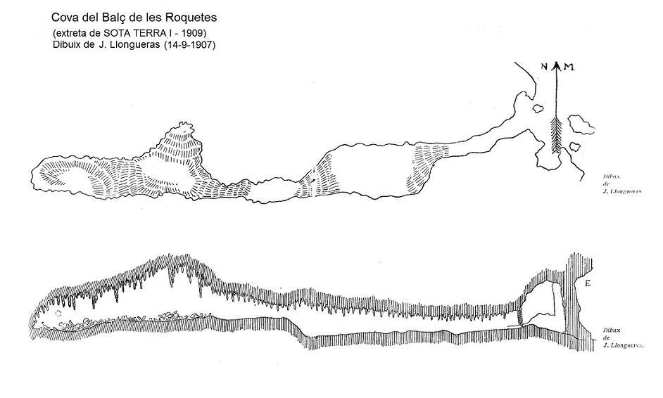 topo Cova del Temple