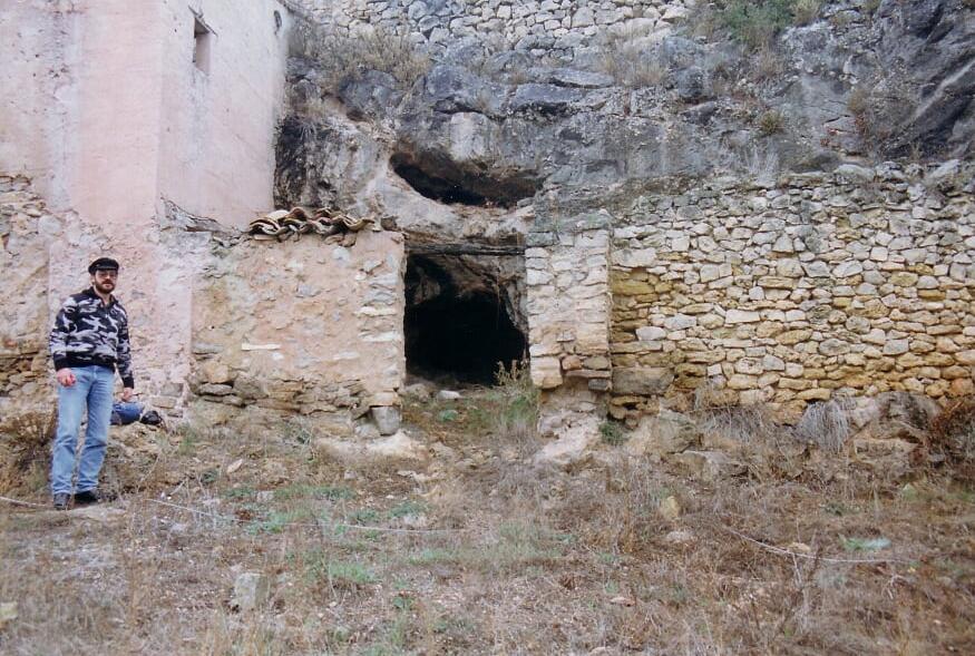 foto Cova de les Avellanes